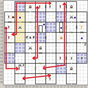 ゼルダの伝説のプレイ日記6:レトロゲーム(ファミコン・ディスクシステム)_挿絵64