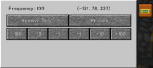テレポートパイプ(Additional Pipes)を使ってアイテムを異次元輸送(第20話):Minecraft_挿絵13