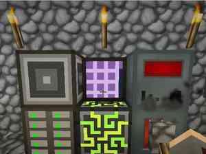テレポートパイプ(Additional Pipes)を使ってアイテムを異次元輸送(第20話):Minecraft_挿絵3