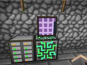 エネルギーを一括生産するための発電所を作ろう!(第21話):Minecraft_挿絵27