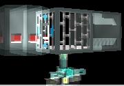 発電所にEnderIOの火力発電(燃焼発電)を導入する(第23話):Minecraft_挿絵10