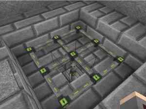 発電所にもっと彩を!いろんな発電方法でエネルギーを大量ゲット(第22話):Minecraft_挿絵6