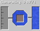 発電所にEnderIOの火力発電(燃焼発電)を導入する(第23話):Minecraft_挿絵9