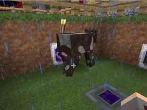 MineFactory Reloadedで完全無欠の畜産環境を整備する(第26話):Minecraft_挿絵22