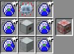 IndustrialCraft2 experimentalの原子炉建屋と周辺設備を整える(第30話):Minecraft_挿絵27