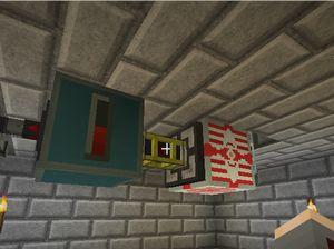 IndustrialCraft2 experimentalの原子炉建屋と周辺設備を整える(第30話):Minecraft_挿絵32