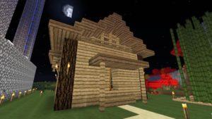 ここに来て今更のネザー突入宣言!(第35話):Minecraft_挿絵6