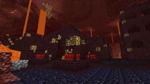 ここに来て今更のネザー突入宣言!(第35話):Minecraft_挿絵18