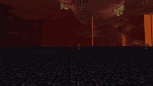 ここに来て今更のネザー突入宣言!(第35話):Minecraft_挿絵14