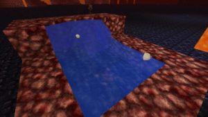 ここに来て今更のネザー突入宣言!(第35話):Minecraft_挿絵16