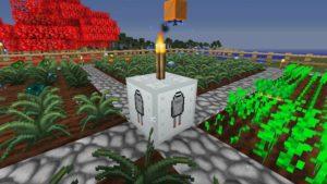 IndustrialCraft2 experimentalのTerraformerを試してみる(第33話):Minecraft_挿絵13