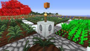 IndustrialCraft2 experimentalのTerraformerを試してみる(第33話):Minecraft_挿絵14