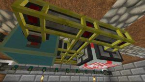 IndustrialCraft2 experimentalのTerraformerを試してみる(第33話):Minecraft_挿絵4