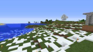 IndustrialCraft2 experimentalのTerraformerを試してみる(第33話):Minecraft_挿絵15