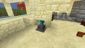 魔法修行に励みつつ、魔術関連の設備拡充を図る(第39話):Minecraft_挿絵8