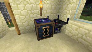 魔法修行に励みつつ、魔術関連の設備拡充を図る(第39話):Minecraft_挿絵13