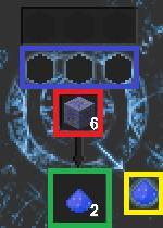 魔法修行に励みつつ、魔術関連の設備拡充を図る(第39話):Minecraft_挿絵10
