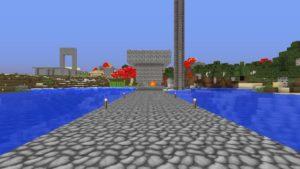 荒行には犠牲がつきもの?生贄を必要とする恐ろしい召喚儀式(第44話):Minecraft_挿絵8