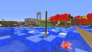 荒行には犠牲がつきもの?生贄を必要とする恐ろしい召喚儀式(第44話):Minecraft_挿絵11