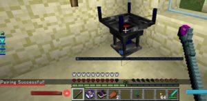 魔法修行に励みつつ、魔術関連の設備拡充を図る(第39話):Minecraft_挿絵9