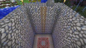 自分で召喚したボスモンスターと戦うという荒行に挑む(第41話):Minecraft_挿絵9