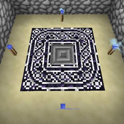自分で召喚したボスモンスターと戦うという荒行に挑む(第41話):Minecraft_挿絵14