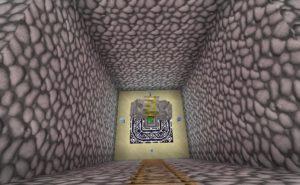 自分で召喚したボスモンスターと戦うという荒行に挑む(第41話):Minecraft_挿絵16