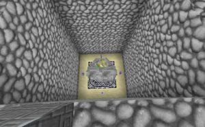 自分で召喚したボスモンスターと戦うという荒行に挑む(第41話):Minecraft_挿絵17