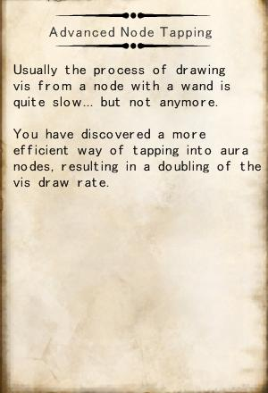 手間はかかるが何故かはまってしまうThaumcraftの魔法研究(第49話):Minecraft_挿絵17