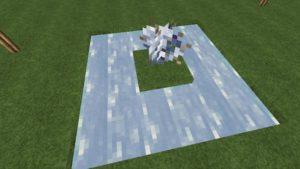 荒行の途中の小休止!ここまでの修行の成果を形にする(第45話):Minecraft_挿絵5