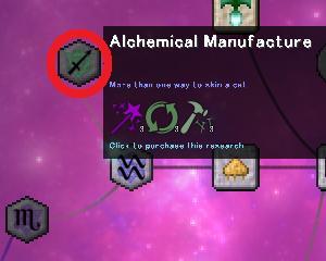 決死の覚悟と共にThaumcraftの錬金術研究開始!(第54話):Minecraft_挿絵12