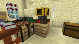 錬金術のことは一旦忘れて、Thaumcraftの魔法具作製の研究を進める(第52話):Minecraft_挿絵16