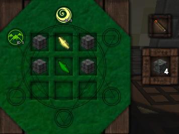 錬金術のことは一旦忘れて、Thaumcraftの魔法具作製の研究を進める(第52話):Minecraft_挿絵6