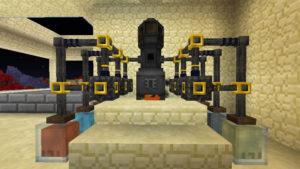 念願の安全でクリーンな錬金術の技術を確立する(第58話):Minecraft_挿絵8