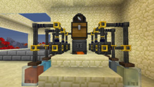 念願の安全でクリーンな錬金術の技術を確立する(第58話):Minecraft_挿絵12
