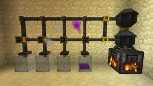 エッセンシア管を使ってEssensiaを自在に操る(第57話):Minecraft_挿絵10