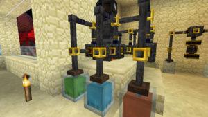 念願の安全でクリーンな錬金術の技術を確立する(第58話):Minecraft_挿絵9
