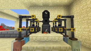 念願の安全でクリーンな錬金術の技術を確立する(第58話):Minecraft_挿絵11