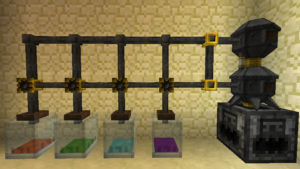 エッセンシア管を使ってEssensiaを自在に操る(第57話):Minecraft_挿絵12