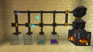 エッセンシア管を使ってEssensiaを自在に操る(第57話):Minecraft_挿絵11