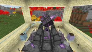 更なる研究環境の向上を目指して杖の改良に励む(第60話):Minecraft_挿絵17