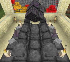 新たな研究設備「神秘の祭壇(Infusion Altar)」登場!(第59話):Minecraft_挿絵17