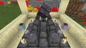 更なる研究環境の向上を目指して杖の改良に励む(第60話):Minecraft_挿絵16