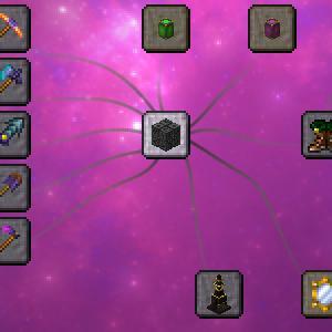 新たな研究設備「神秘の祭壇(Infusion Altar)」登場!(第59話):Minecraft_挿絵18