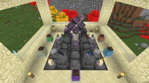 更なる研究環境の向上を目指して杖の改良に励む(第60話):Minecraft_挿絵29