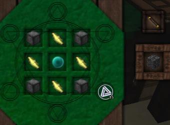 新たな研究設備「神秘の祭壇(Infusion Altar)」登場!(第59話):Minecraft_挿絵12