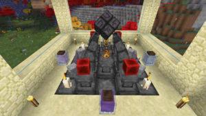 Energized Nodeを使ってVisエネルギーネットワークを形成!(第62話):Minecraft_挿絵9
