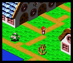 スーパーマリオRPGのプレイ日記11:レトロゲーム(スーファミ)_挿絵7