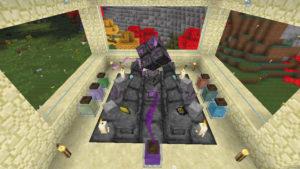Visの安定供給を目指し、初Node in a Jar!(第61話):Minecraft_挿絵15