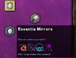 ThaumcraftのMagic Mirrorはファンタジックなテレポートパイプ(第64話):Minecraft_挿絵10